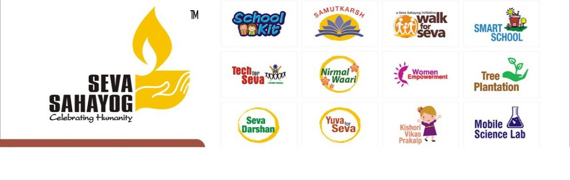 Book Online Tickets for Donate to Seva Sahayog , Pune. You can donate to Seva Sahayog Foundation here. If there is a specific project that you want to donate towards, once you have donated, please email pune@sevasahayog.com.
