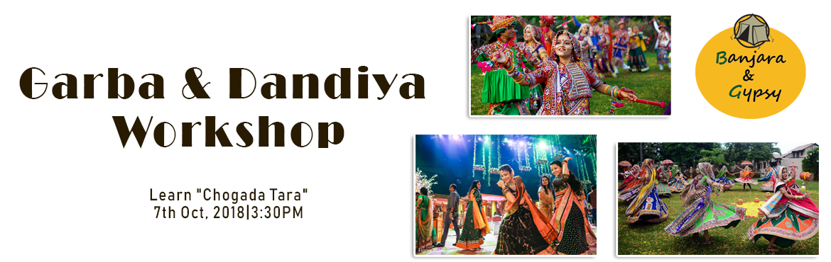 Book Online Tickets for Dandiya and Garba Workshop by Gypsy, Bengaluru. I remember the garba night, when i went with my partner and didnt have any clue what others are doing at the garba event, to save embarrassment, I kinda left the group and enjoyedwatching rest of the evening, seeing the beautiful dancers.So, guys, th