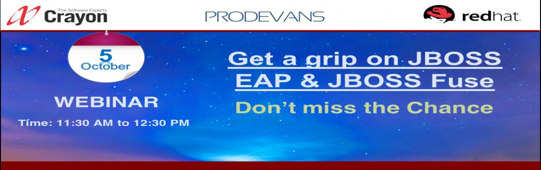 Book Online Tickets for Get Grip on JBoss EAP and JBoss Fuse, Bengaluru. What:\