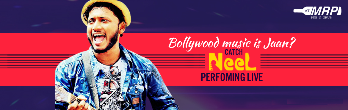 Book Online Tickets for Soulful Melodies by NEEL, Mumbai. It'sFeelTheNeelFriday! The perfect musical strums are here to set your weekend.Drop in and chug your favorite drink because we serve with loveATMRP. Time for some crazy fun folks!TGIF