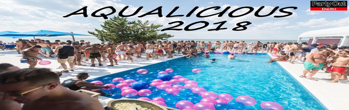 Book Online Tickets for Aqualicious 2018-Pool Party, Gurugram. AQUALICIOUS 2018  Hey All The Amazing People Out there !!!  Let\'s Catch up for a Pool Party this Saturday i.e 29th Sep\'18 at 3pm in Gurgaon-Faridabad Road (Gawal Phari)  Venue : Hidden Garden   Gawal Pahadi,Opp. Pathways Sch