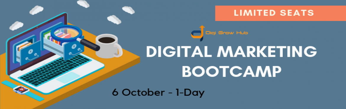 """Book Online Tickets for 1-Day Digital Marketing Bootcamp, Pune. Digital Marketing Bootcamp is equipped with Intensive Digital Marketing Tactics and Practice sessions,that completely does not means that you lose your interest and concentration in this 6 to 7 hour of boot camp,""""Most teenagers and"""