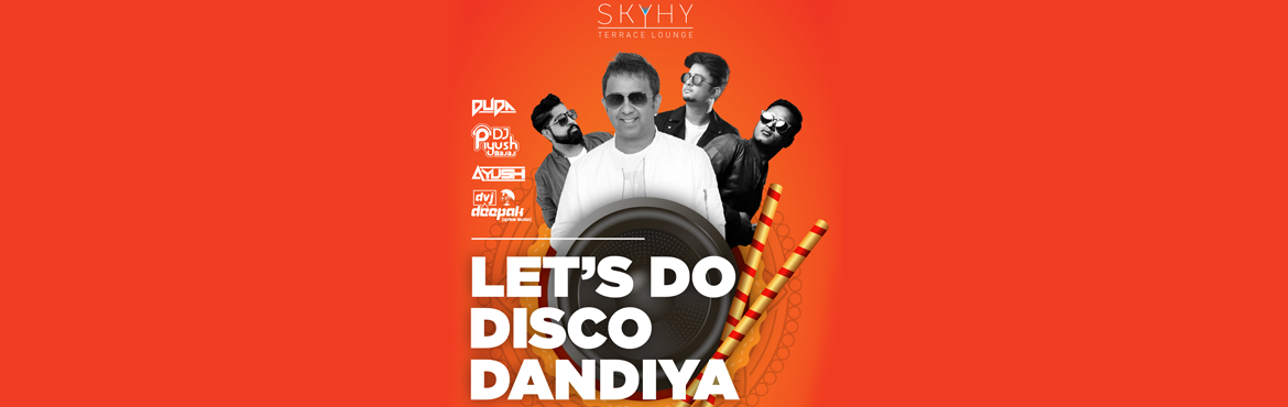 Book Online Tickets for Dandiya Night 2018 at Skyhy, Hyderabad. Dandiya is the biggest dance event celebrating the Indian festival Event of Navratri. The beginning of winter is considered to be important junctions of climatic and solar influences in Indian culture. Dandiya consists of two dance styles Garba and R