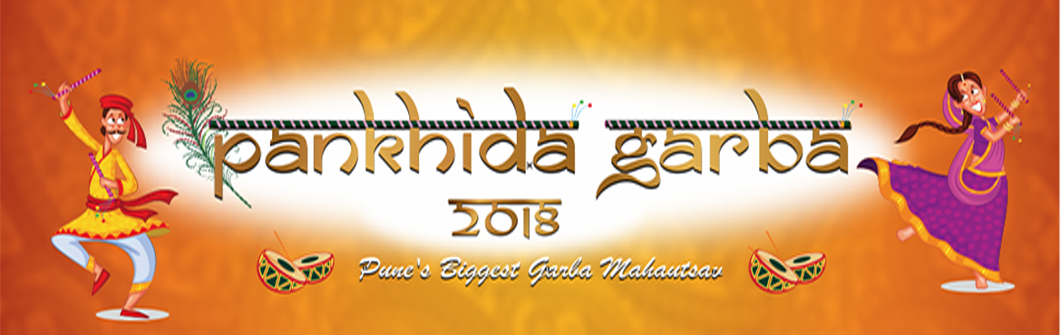 Book Online Tickets for Pankhida Garba 2018, Pune. 24 Karat Etertainment presents Pankhida Garba 2018  .. The Most Awaited and smashing event of Garba Dandiya at Yash lawns Pune on 17th October 2018 with LIVE authentic Gujrati band Jolly Times Musical Group with cel