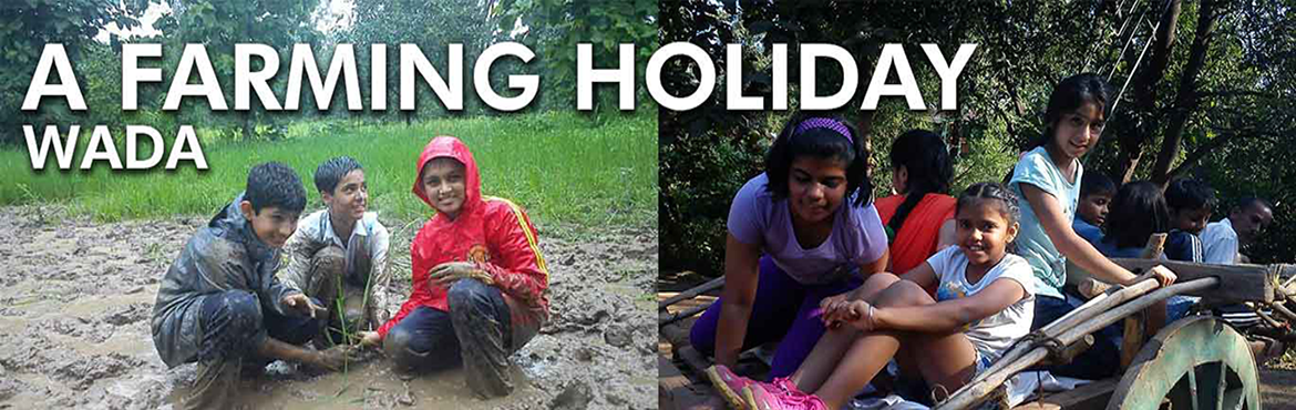 Book Online Tickets for A Farming Holiday by Kshitij world, Mumbai. A one of its kind, this camping experience is meant to be a reflective exercise for the kids with oodles of mud and puddles and cattle and games and art! This farming based camp will provide an engaging environment where campers will deepen their con