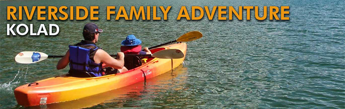 Book Online Tickets for Riverside Family Adventure by Kshitij Wo, Mumbai. Away from the hustle bustle of our metropolitan lives, this program is a perfect getaway for families keen on spending time with their younger ones into the wild. This 3 day holiday will give you an outdoorsy experience with adventures in water, fun
