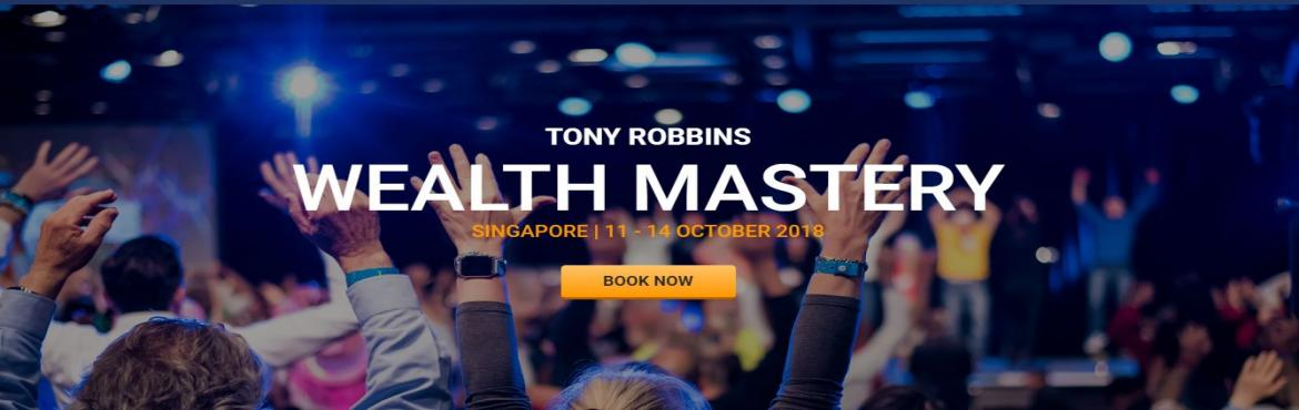 Book Online Tickets for Wealth Mastery, Hyderabad.