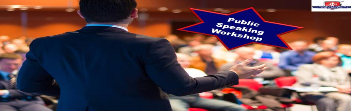 Book Online Tickets for Public Speaking workshop for professiona, Mumbai.        Date:             26th, 27th & 28th October 2018 (Friday, Saturday & Sunday) Time:             0930 to 1700hrs each day Venue:&nbs