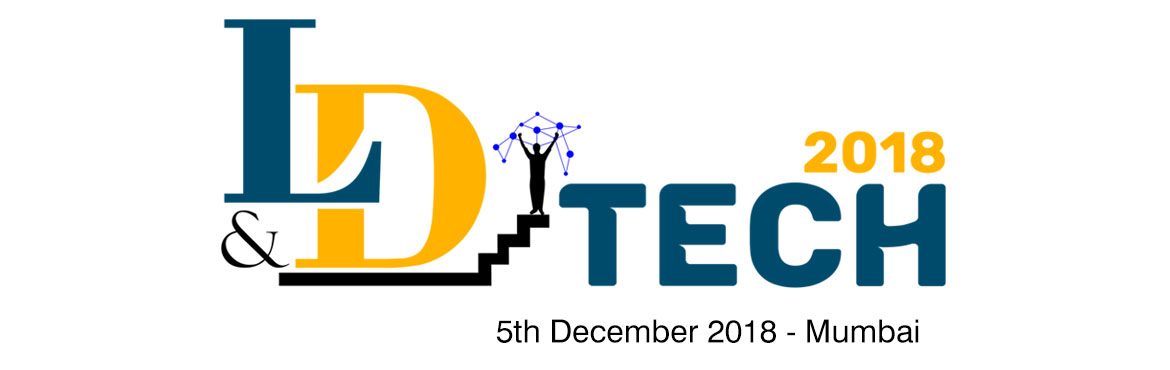 Book Online Tickets for LND Tech 2018, Mumbai.  L&D technologies are changing the ways organizations deliver learning and share knowledge.   Digital disruptions have caused learning and development to move one beat away from training. Today it\'s an age of technology based learnings