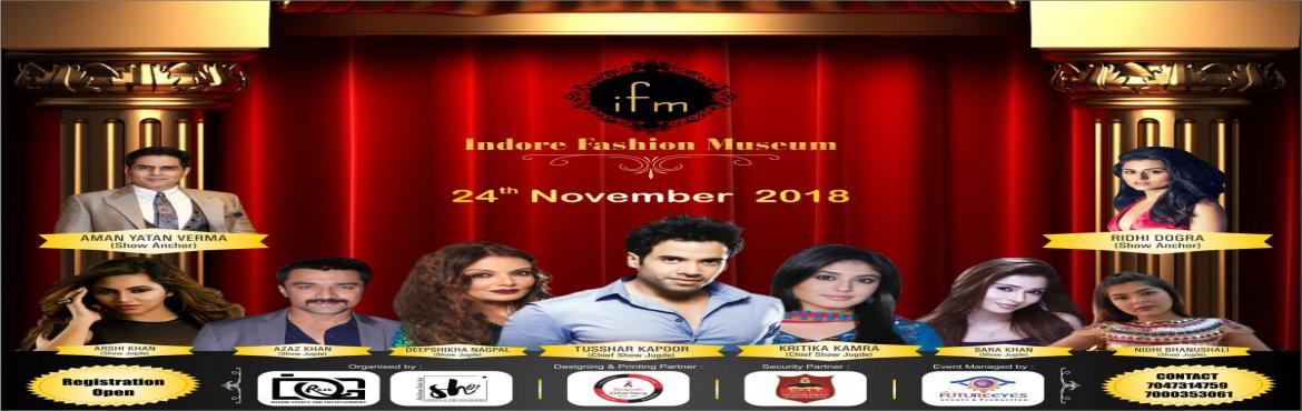 Book Online Tickets for INDORE FASHION MUSEUM, Indore.