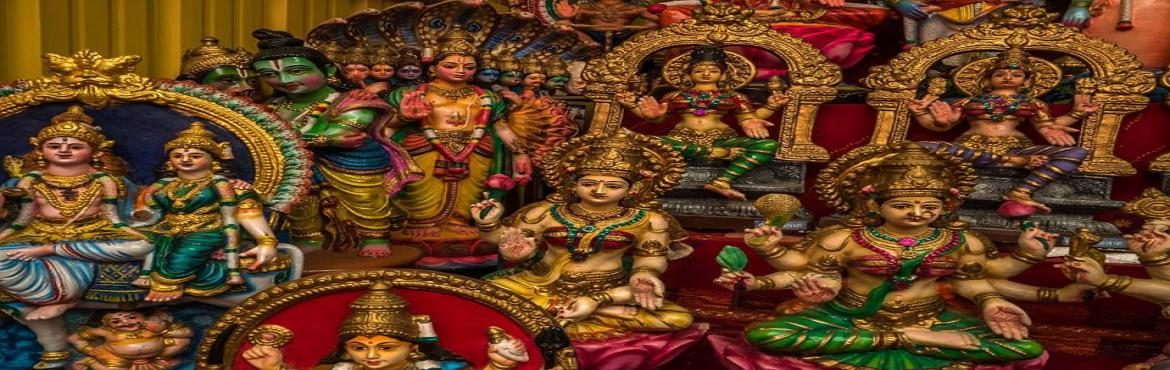 Book Online Tickets for Basavanagudi Dasara dolls (gombe) walk, Bengaluru. Dasara dolls or the 'Gombe Habba\' is a very unique tradition practiced during the Dasara festivities. The dolls are arranged depicting various scenes from the epics namely the Ramayana or the Mahabharata. In the olden days, this ritual was pra