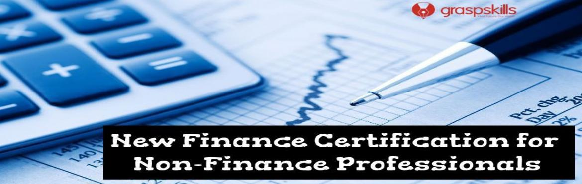 Book Online Tickets for FINANCE FOR NON-FINANCE PROFESSIONAL TRA, Melbourne.  Details:  Date:  Nov 27 - Nov 30  2018   Standard Price:AUD 1599   Early Bird Price: AUD 1299   Early Bird Date: 15th Nov 2018  Time: 12:00 PM - 04:00 PM    COURSE OVERVIEW  The Finan