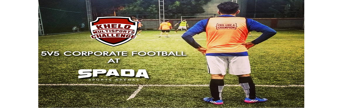 Book Online Tickets for KHELO Football Challenge, Gurugram. Football is a game of mistakes, it\'s like life - it requires perseverance, self-denial, hard work, sacrifice, dedication and respect for authority. LEH LEH Sports brings you the most awaited corporate gig KHELO Football Challenge. The best Corporate