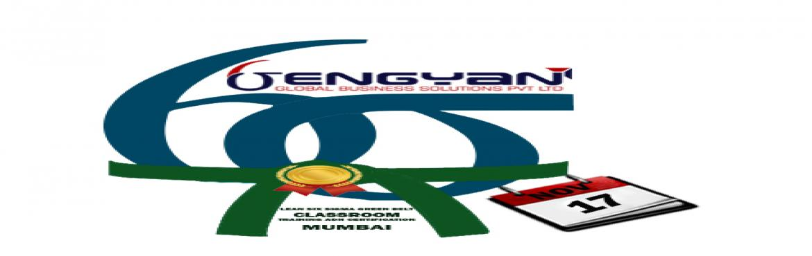 Six Sigma Green Belt Certification Classroom Training Mumbai