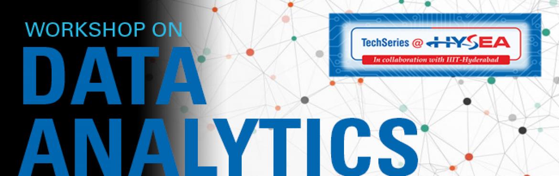 Book Online Tickets for Workshop on Data Analytics, Hyderabad.