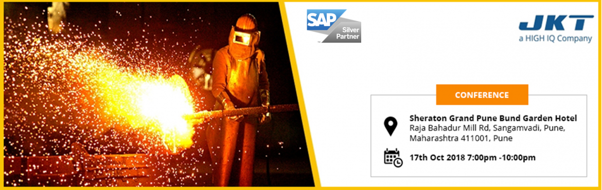 Book Online Tickets for Transform Your Business with Next-Genera, Pune. Are you ready for the Digital Transformation journey?  To help you run simple, SAP recently launched SAP S/4HANA, the next generation business suite. It\'s a brand new offering fully built on the most advanced in-memory platform today and