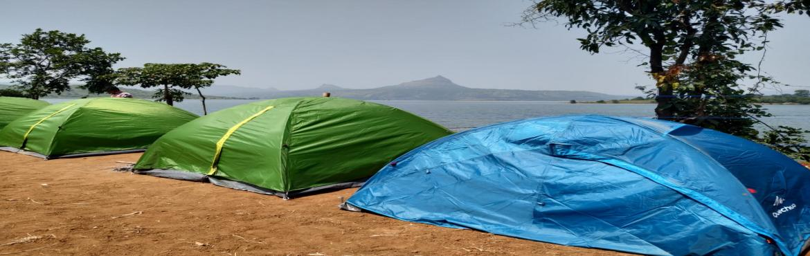 Book Online Tickets for Pawna Lake Camping on 10th 11th November, Thakursai.   About Pavna Dam:     Pawna Lake is one of the best camping site near Mumbai, Thane, Navi Mumbai & Pune. We provide the best service near pawna lake with tents right next to the lake. Camping in tent is best way to celebrate weekend with fr