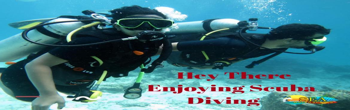 "Book Online Tickets for Scuba Diving In Malvan, Malvan. Scuba Diving In Malvan Trip Inclusions Best Meals, Transport and Accommodation Services. Now Everything Becomes Comfortable With Sea Water Sports. No –Early, No- Late!!! ""ON TIME"" ✔ Pick & Drop from the Scuba Dive Centre,"