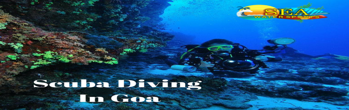 """Book Online Tickets for SCUBA DIVING IN GOA, Mumbai.  SCUBA DIVING IN GOA Trip Inclusions Best Meals, Transport and Accommodation Services. Now Everything Becomes Comfortable With Sea Water Sports. No –Early, No- Late!!! """"ON TIME"""" ✔Pick & Drop from the Scuba Dive Cen"""