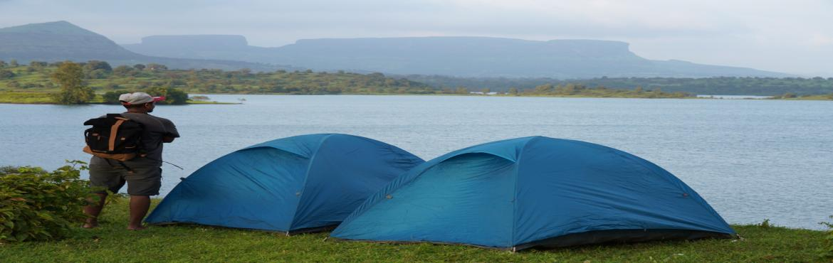 Book Online Tickets for Camping at Vaitarna Dam on 24th 25th Nov, Zarwad Bk.    Vaitarna Dam Vaitarna Dam, also called Modaksagar Dam. Vaitarna Dam located in Palghar and Nashik district. From campsite you can see beautiful view of sahyadri range. This is the good place for star gazing near Mumbai.   Camping at Vait