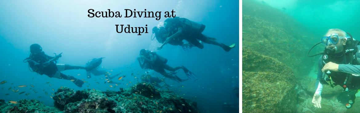 Book Online Tickets for Scuba Diving in Kaup Udupi, Bengaluru. About the venue:Kapu(Udupi) (often pronounced as Kapu in the local Tulu language), is a town in Udupi district of Karnataka, India. It lies on the way between Udupi and Mangalore beside National Highway 66 (previously NH-17). It is 13 km south of Udu