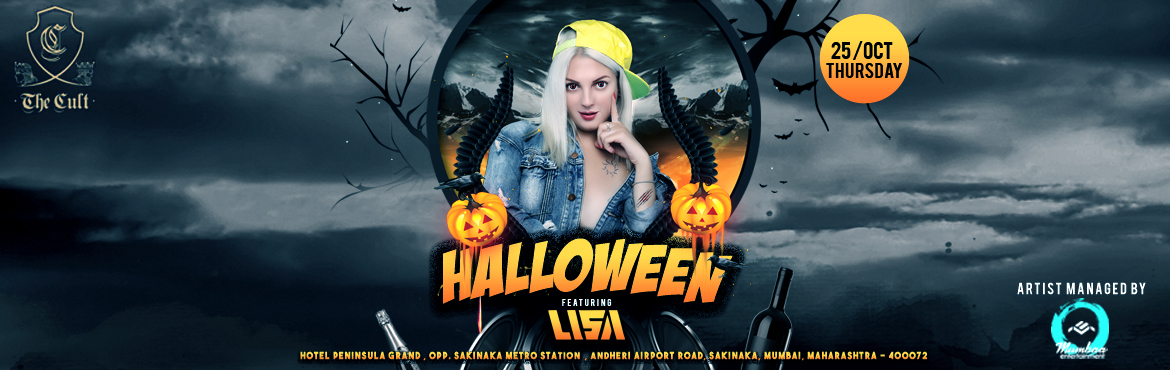 Book Online Tickets for HALLOWEEN EXTRAVAGANZA 2018, Mumbai. HALLOWEEN EXTRAVAGANZA 2018  Prepare to be spooked people of mumbai as our most anticipated event of the year is back!  Be ready to witness the best of everything, as we bring you a massive party ever with lots of interesting actsthat&rsq