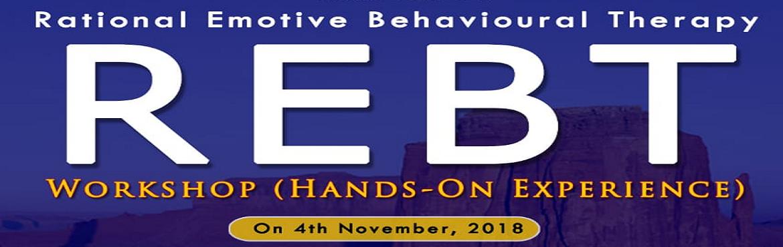 Book Online Tickets for REBT workshop at Hyderabad on 4 Nov. 201, Hyderabad.