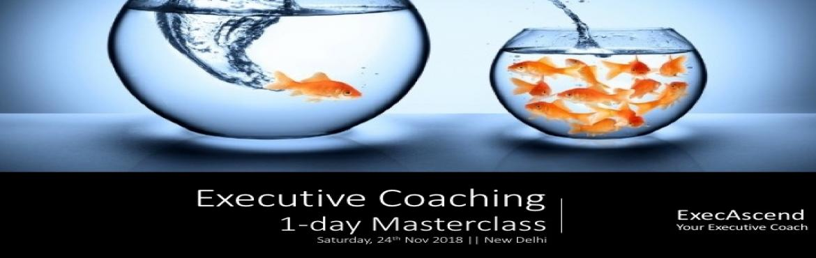 Book Online Tickets for Want to become an Executive Coach? Join , New Delhi. About the event What is common between world class athletes and corporate high fliers? Both have Coaches to help them accelerate their performance  There is an explosive growth in the Indian Leadership & Executive Coaching business. Here is