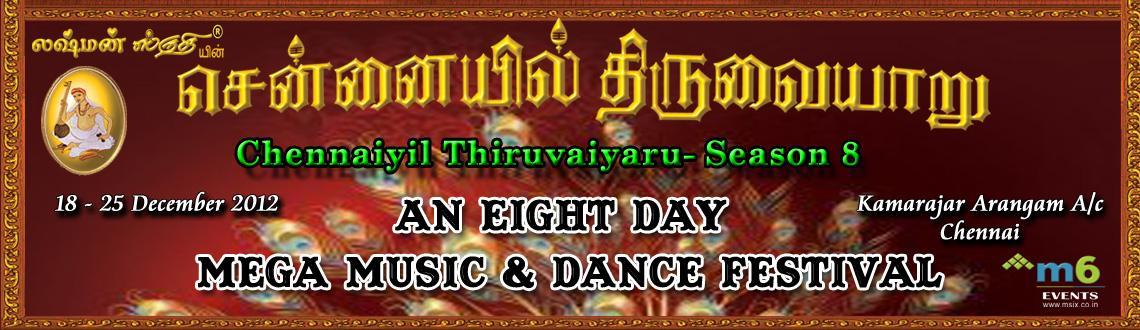 Chennaiyil Thiruvaiyaru - Season 8