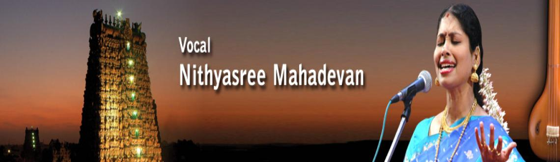 Nithyashree Mahadevan - Chennaiyil Thiruvaiyaru -18th Dec 2012