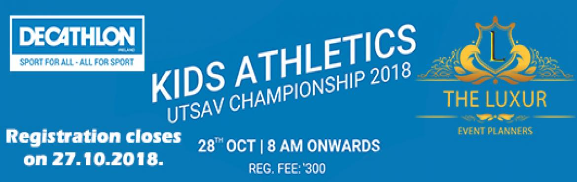 Book Online Tickets for DECATHLON KIDS ATHLETICS UTSAV CHAMPIONS, Chennai. Event Details: There will be a total of 10 events(Track Events(5) + Field Events(5)) for every category. Participant must choose 4 events ( Track Events(2) + Field Events(2)) in order to participate in the competition a valid part