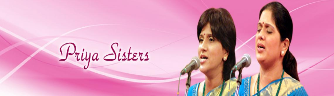 Book Online Tickets for Priya Sisters - Veena - 20th Dec 2012, Chennai. Priya Sisters - Veena -  20th Dec 2012
