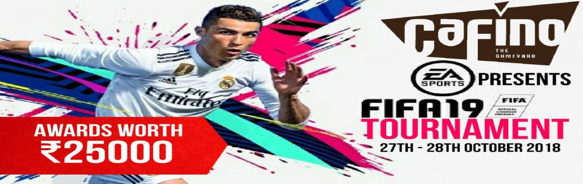 Book Online Tickets for Fifa 19 Tournament @ Cafino, Chennai. Cafino presents - Battle on PS4 - FIFA 19 Tournament 27th - 28th October 2018 Amazing prizes for winners ✅ ₹10000 Cash Prize for the Winner + 30 days membership for free gaming ✅ ₹5000 Cash Prize for the 1st Runner up + 30 days membership for