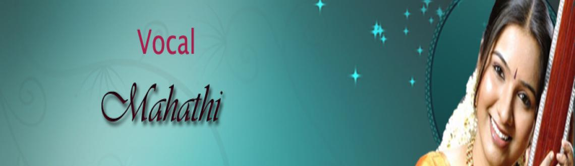 Mahathi - Vocal - 22nd Dec 2012