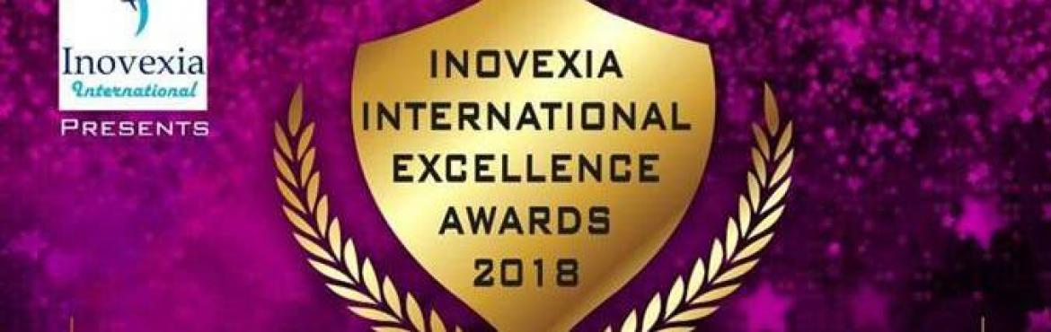 Book Online Tickets for Inovexia International Excellence Awards, Hyderabad. Excellence and Business awards for Men and Women followed by Dinner and Networking where you meet entrepreneurs across India. Deliverables: Dinner at Event for the award receiver, you can bring along 1 person to accompany you.Photos & Videos