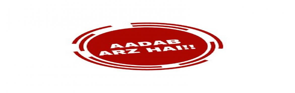 Book Online Tickets for AADAB ARZ HAI OPEN MIC, LUCKNOW. \
