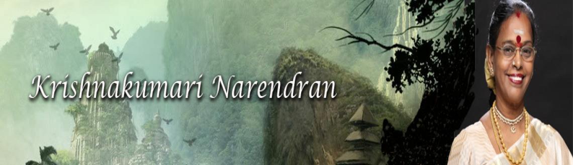 Krishnakumari Narendran - Dance - Sri Mahaganapathy - 22nd Dec 2012