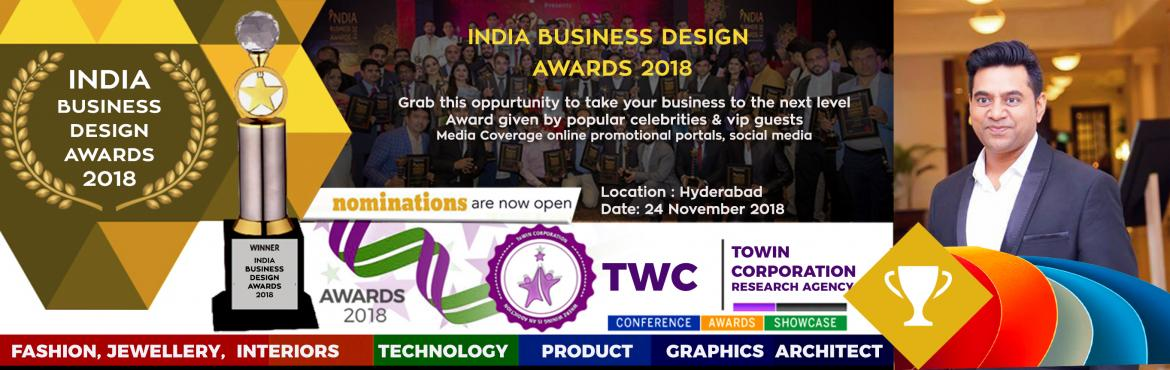 Book Online Tickets for INDIA Best Technology  Lifestyle Design , Hyderabad. TWC Design Award and Competition is the largest, most prestigious and influential design accolade, the Winners achievement in design. A\' Design Award Winner Logo, symbolizes exceptional design excellence in your products, projects and services