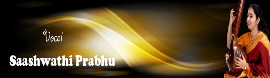 Saashwathi Prabhu - Vocal