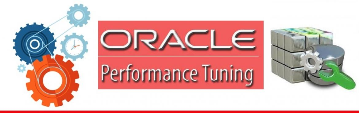 Book Online Tickets for AIOUG-NIChapter Performance Tuning Day -, Chandigarh. AIOUG-NIChapter Performance Tuning Day Date & Venue: November 24th, 2018 @ Tech Mahindra Chandigarh Key Speaker: Vivek Sharma   Technology is Evolving and so is the job of an Oracle DBA. Most organizations are either movi