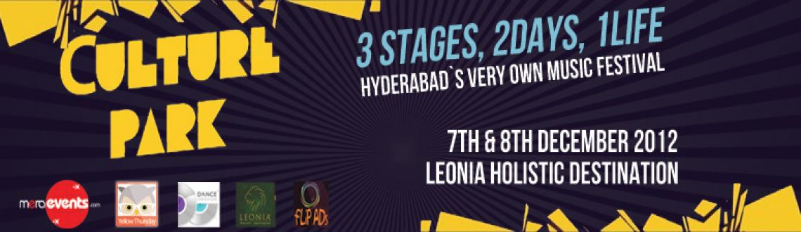 Book Online Tickets for Culture Park Festival CCSwipe, Hyderabad. Culture Park Festival: