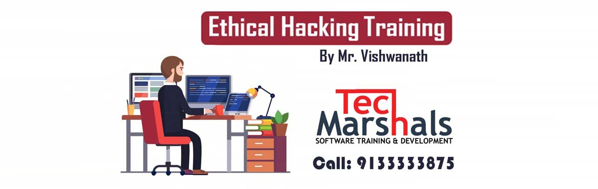 Book Online Tickets for Ethical Hacking Weekend Batch Training I, Hyderabad.   Ethical Hacking weekend Batch Training | Facutly: Mr. Viswanath | Course Fee: 10000/- Ethical Hacking Weekend Batch course Training puts you in the driver's seat of a hands-on environment with a systematic process. Here, you will be expo