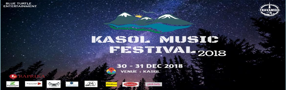 Book Online Tickets for Kasol Music Festival V3 New Year Party 2, Kasol. Kasol Music Festival IS BACK !!!! TravAmigo presents Kasol Music Festival 2018 -19 #KMF( New Year party ) DATES - Kasol Music Festival dates : 30th and 31st Dec 2018KMF Trip dates : 29th Dec 2018 - 2nd Jan 2019 To the wise, Himalayas are known as par