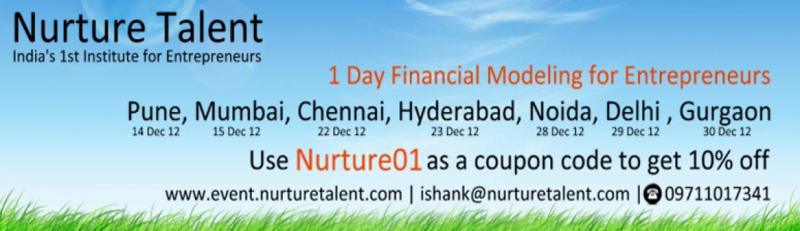 Finance for Entrepreneurs - Chennai - 22nd December