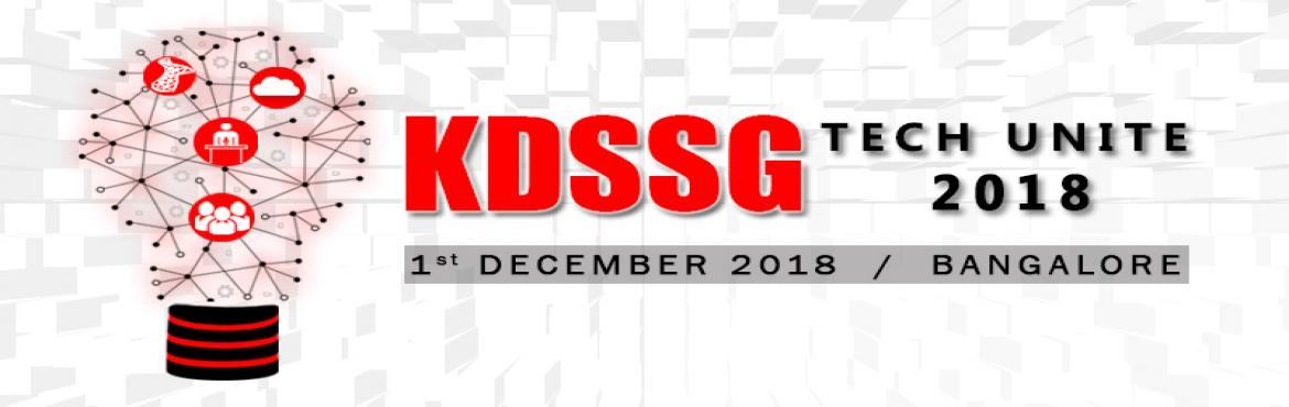 Book Online Tickets for KDSSG Tech Unite 2018 (SQL DBA and Azure, Bengaluru. Welcome to KDSSG Tech Unite 2018. After the huge success of previous Tech Unite events since 2015, KDSSG community is back again with its 4th event in the series. We are covering two tracks in this technical conference on SQL Server Data Platform (Da