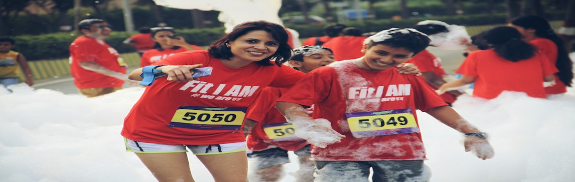 Book Online Tickets for Fit I AM presents Hyderabad Bubble Dash, Hyderabad. Bubble Dash is a fun filled experience exposing runners to foam & bubbles of different colours over the course. Runners to participate from all ages, shapes, sizes and speeds. Whether you are a long distance runner or a walk around the park strol