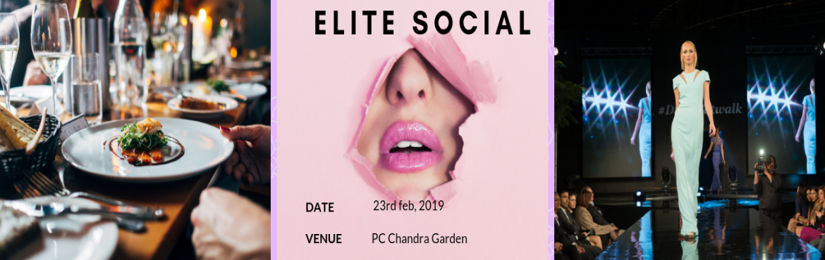 Book Online Tickets for Elite Social, Kolkata. We\'re bringing India\'s first 48 hours unique flea & entertainment event to the City of Joy \