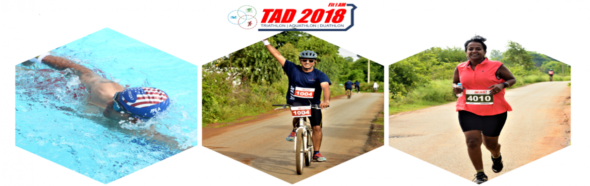 Book Online Tickets for TAD Hyderabad 2018, Hyderabad. OVERVIEW:The event will comprise of the following Open categories for Men and Women: > Triathlon Elite: Swim 300Mts – Cycle 20K – Run 5K > Triathlon Amateur: Swim 200Mts – Cycle 10K – Run 5K > Aquathlon Elite: Swim 20