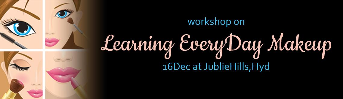 Learning Everyday Makeup - A LADIES ONLY Workshop