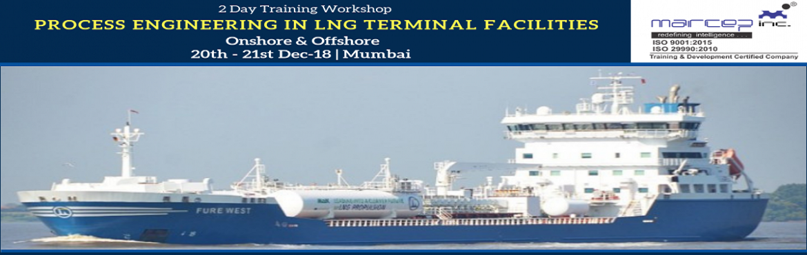 Book Online Tickets for PROCESS ENGINEERING IN LNG TERMINAL FACI, Mumbai. SIGNIFICANCE AND ADVANTAGES OF LNG:  The growing significance of LNG in the past few years is connected with the overall increase in demand for natural gas. The use of liquefied natural gas is spurred by the development of transport possibiliti